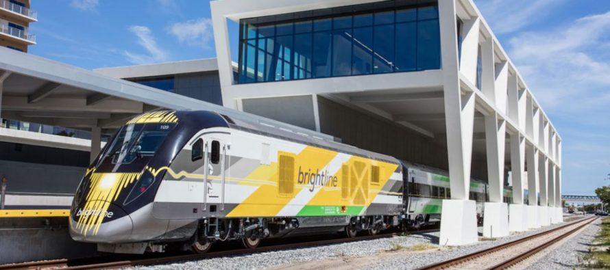 El tren Brightline tiene la tasa de mortalidad más alta de EE  UU