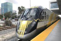 Tren Brightline de Florida posee la tasa de muerte más alta de los EEUU