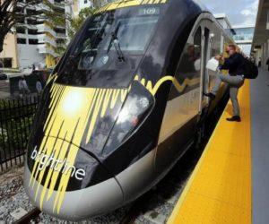 Brightline incrementa esfuerzos para evitar suicidios en las vías de los trenes