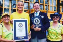 633 buzos rompieron Récord Guinness de limpieza submarina en Florida (Video)