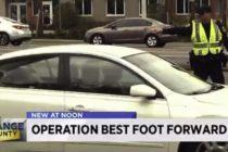 Condado de Orange tomará medidas contra  conductores que no cedan paso a peatones