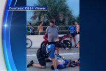 La familia del ciclista asesinado en Rickenbacker Causeway afirman que no era violento