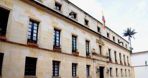 Cancillería de Colombia rechaza la expulsión de la representante de la UE