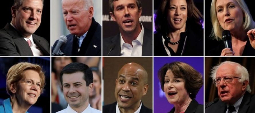 Todo listo para el debate: 20 aspirantes a candidatura del Partido Demócrata con la mira en Miami