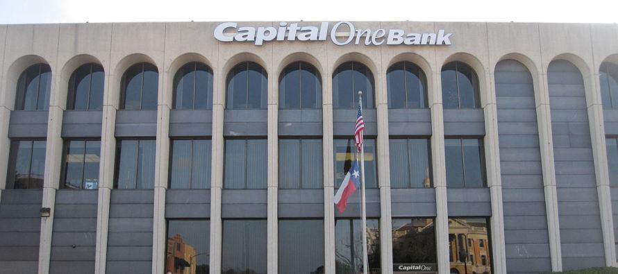 Violación de datos de Capital One expuso decenas de miles de números de Seguridad Social