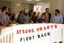 Protestaron frente al Capitolio de Florida contra proyecto de ley de ciudades santuario