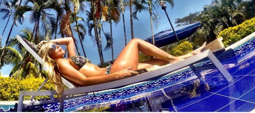 Vanessa Palacio la sexi instagramer colombiana que seduce a Miami