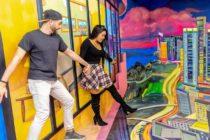 ¿Eres amante del arte y las ilusión? El Museo de Ilusiones en Miami Beach ya abrió sus puertas +Fotos