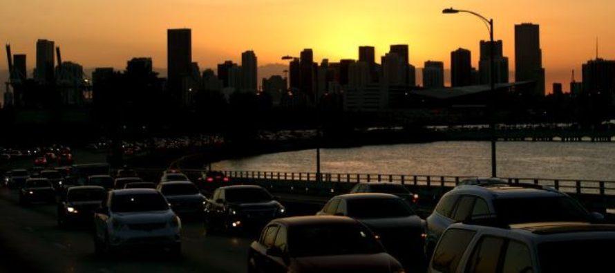 ¡Qué martirio! Miami lidera lista de ciudades donde resulta peor trasladarse en todos los Estados Unidos