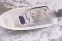 ¡Mal sitio! Una embarcación de migrantes fue detenida muy cerca de la residencia de Donald Trump en Florida