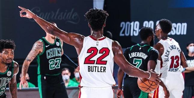 El Heat toma ventaja de 2-0 ante Boston tras remontada apoteósica +Vídeos