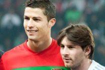 Los mejores dentro y fuera de la cancha: Messi y Cristiano aportan para combatir el coronavirus