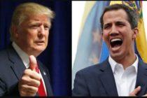 Confirmado: Donald Trump recibirá a Juan Guaidó en la Casa Blanca