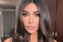 ¿Segunda piel? El body ajustadísimo de Kim Kardashian y se le marca todo +Foto