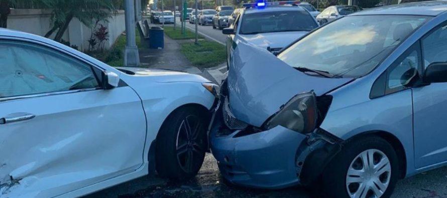 Fuera de peligro: El artista cubano Baby Lores sufrió un accidente automovilístico en Miami