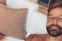 Ricky Martin entiende las protestas: 'Siento mucha admiración por el pueblo chileno'