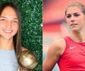 ¡Qué bellezas! Las diez futbolistas más hermosas del planeta +Fotos
