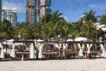 ¡Desconocida! La soledad se adueña de Miami Beach por el coronavirus