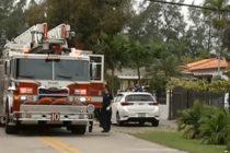 Tragedia: Tres niños murieron tras quedar atrapados en un incendio en una casa de Miami
