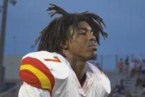 Jugador promesa de fútbol americano murió luego de ser atropellado por un tren