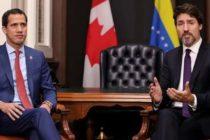 Canadá y Juan Guaidó trabajarán juntos para restaurar la democracia en Venezuela