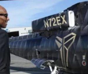 Siguen las investigaciones: Helicóptero de Kobe Bryant no tenía caja negra