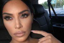 ¡Casi se le rompe! El ajustado vestido de Kim Kardashian que enloqueció a sus fans +Imágenes
