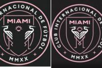 ¡Para aplaudir! Inter de Miami también le hace la guerra al Covid-19 y modificó su escudo para dejar un mensaje de prevención