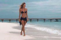 Las fotos de Makoke al natural mientras pasea por Miami durante sus últimas vacaciones +Imágenes