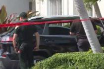Dos detenidos dejó un tiroteo cerca de la residencia de Donald Trump en Mar-a-Lago