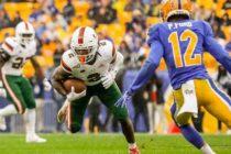 Lista de ESPN coloca a los Hurricanes de Miami en un sitial de honor dentro del Fútbol Americano universitario