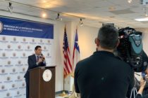 Embajador Carlos Vecchio: China y Turquía están dejando solo a Maduro