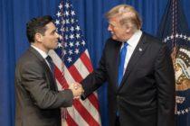 Oficial: Carlos Vecchio es reconocido como embajador de Venezuela en Estados Unidos