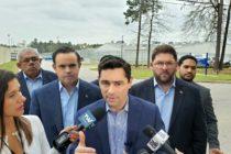 Embajador Vecchio: trabajamos por libertad de venezolanos detenidos por razones migratorias en EEUU