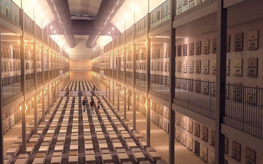 Jerusalén construye cementerio subterráneo para aliviar escasez de tumbas - MiamiDiario.com