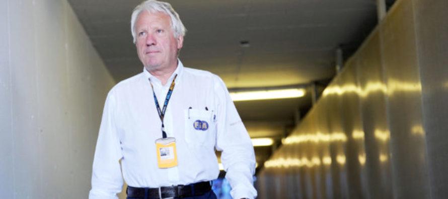 Murió Charlie Whiting, director de carreras de la Fórmula 1