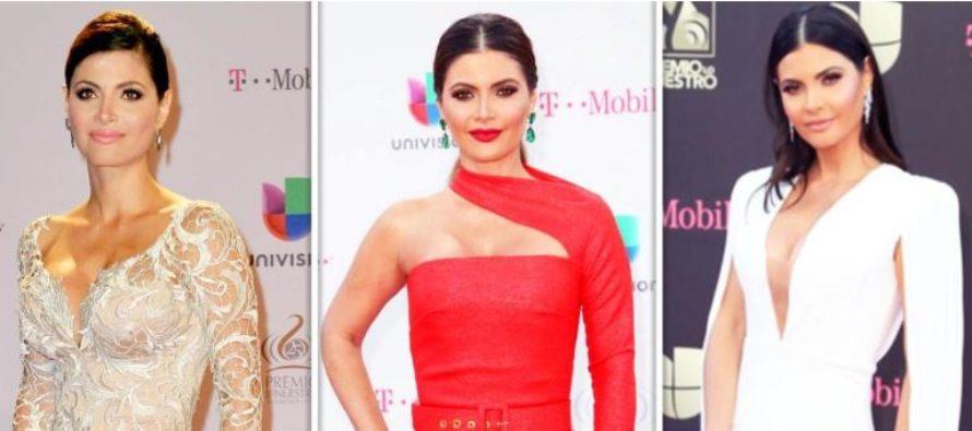 Descubre los mejores trajes de Chiquinquirá Delgado en los Premios lo Nuestro (Fotos)