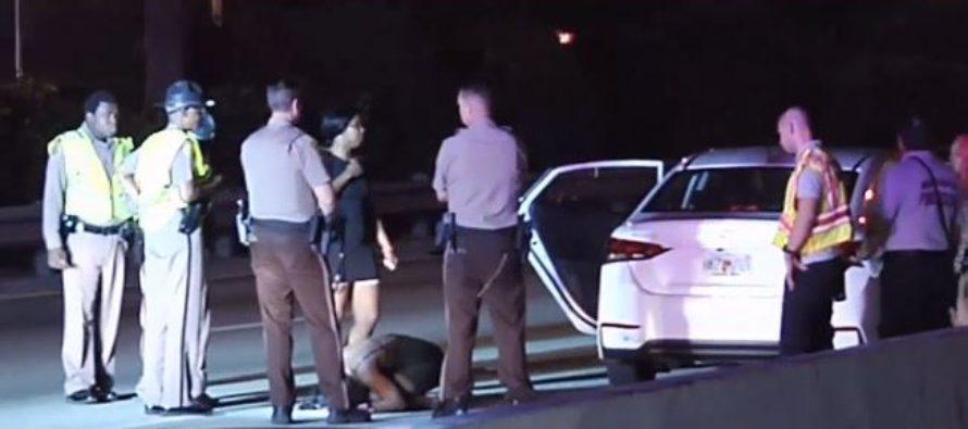 Chófer se fugó después de matar a una mujer en autopista de Miami-Dade
