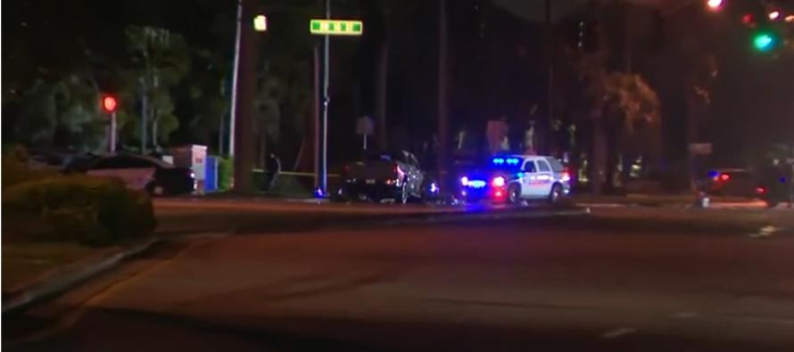 Agente de BSO falleció en accidente de tráfico mientras estaba de servicio en Deerfield Beach