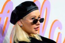 Mira el audaz traje que usó Christina Aguilera en su gira por Dublin que deja muy poco a la imaginación