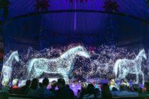 Circo usa hologramas en vez de animales reales para evitar el maltrato (Video y Fotos)