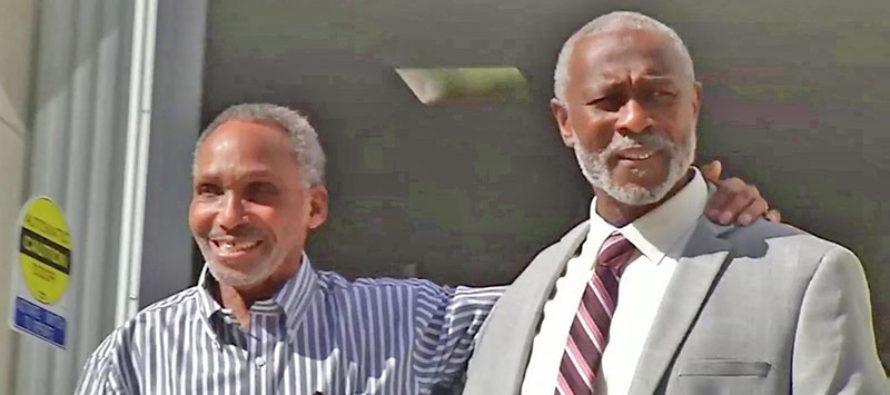Tío y sobrino fueron absueltos luego de 42 años encarcelados