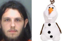 ¡Insólito! Hombre agredió sexualmente un Olaf de juguete de la película 'Frozen' en Florida