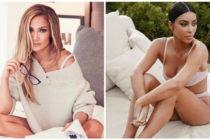 ¡Inimaginable! Jennifer López y Kim Kardashian juntas en momento íntimo en pijama…Con Alex Rodríguez involucrado +Vídeo