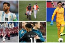 Los 5 escándalos deportivos que causaron revuelo en 2019 +Fotos y vídeos