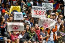 Comienza tercera huelga nacional contra gobierno de Iván Duque