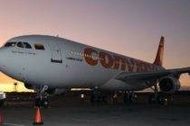 Venezuela sufre altos costos de supuestos vuelos humanitarios de Conviasa