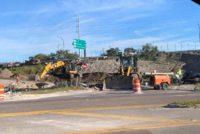 I-4 Ultimate cierra varias rampas de la ciudad para un cambio de carril temporal