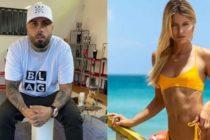 Cyndi Moreau, la sexy novia de Nicky Jam 14 años menor que él
