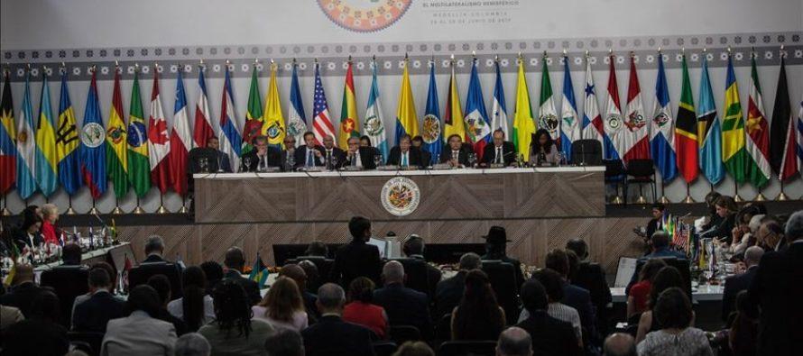 OEA ratificó embajador designado por Guaidó con oposición de 10 países